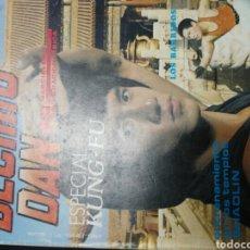 Coleccionismo de Revistas y Periódicos: DÉCIMO DAN, AÑO 1, NÚMERO 2, ESPECIAL KUNG FU. Lote 102530222