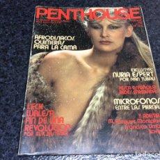 Coleccionismo de Revistas y Periódicos: PENTHOUSE Nº 47 DENISE GLENVILLE, NURIA ESPERT, ANA BELEN 1982. Lote 288979598