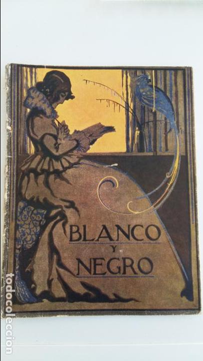 REVISTA ILUSTRADA BLANCO Y NEGRO. 17 JUNIO 1923 (Coleccionismo - Revistas y Periódicos Antiguos (hasta 1.939))