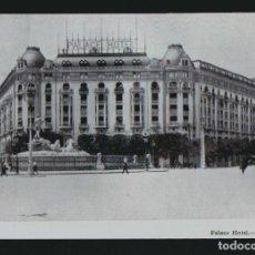 Coleccionismo de Revistas y Periódicos: MADRID.PALACE HOTEL.ARQUITECTURA.CONSTRUCCIONES DE HORMIGÓN ARMADO.AÑO 1918. Lote 103071635