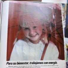Coleccionismo de Revistas y Periódicos: ANUNCIO EMPRESA NACIONAL DE PETROLEO. Lote 103104635