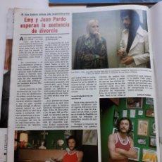 Coleccionismo de Revistas y Periódicos: JUAN PARDO . Lote 103106275