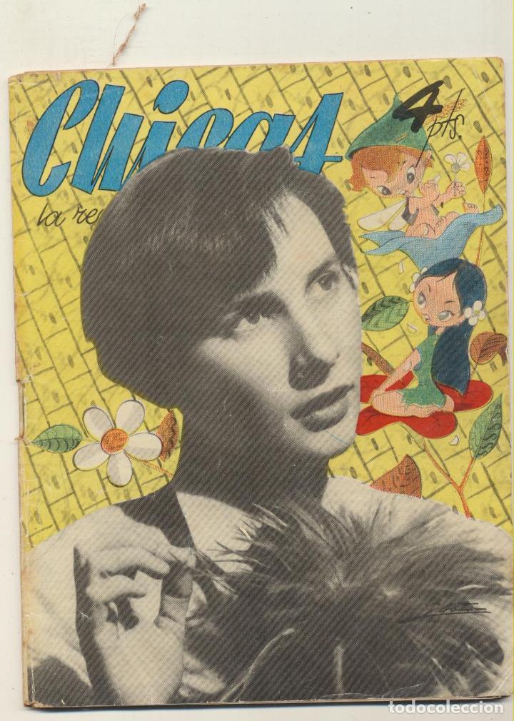 CHICAS Nº 152. AÑO 1953. (Coleccionismo - Revistas y Periódicos Modernos (a partir de 1.940) - Otros)
