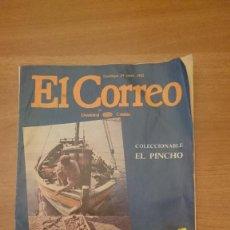 Coleccionismo de Revistas y Periódicos: DOMINGO 24 ENERO DE 1982-- DOMINICAL - CATALAN. Lote 103403887