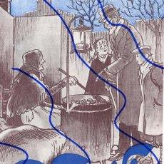 Coleccionismo de Revistas y Periódicos: CASTAÑERA 1948 ILUSTRACION HOJA PORTADA REVISTA. Lote 103497919
