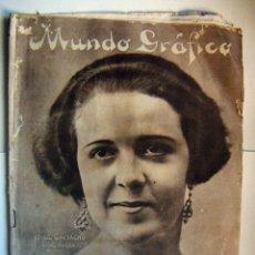 Coleccionismo de Revistas y Periódicos: REVISTA MUNDO GRAFICO Nº 690 21 DE ENERO DE 1925. Lote 103595839