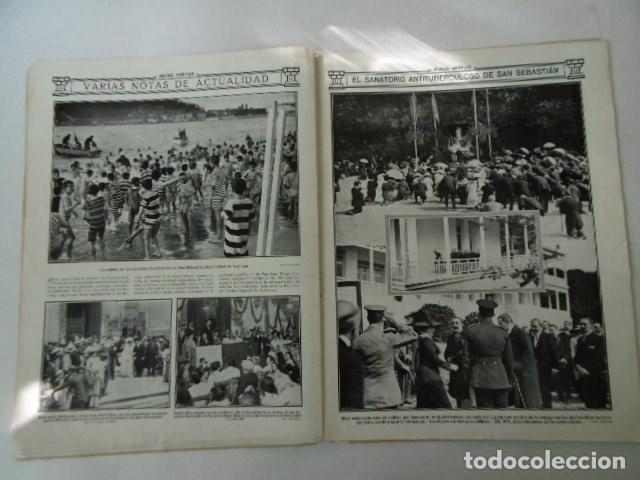 Coleccionismo de Revistas y Periódicos: revista de actualidad mundo grafico, muy ilustrada, 1912, - Foto 5 - 103658611