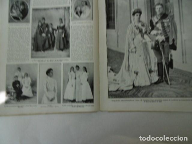 Coleccionismo de Revistas y Periódicos: revista de actualidad mundo grafico, muy ilustrada, 1912, - Foto 6 - 103658611