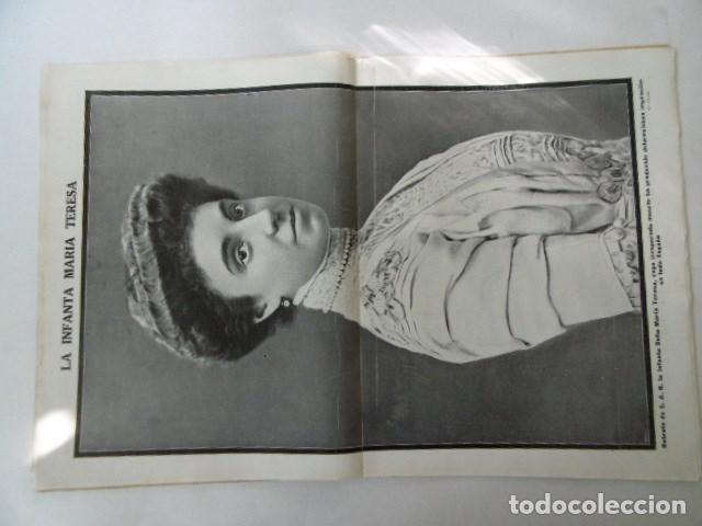 Coleccionismo de Revistas y Periódicos: revista de actualidad mundo grafico, muy ilustrada, 1912, - Foto 7 - 103658611