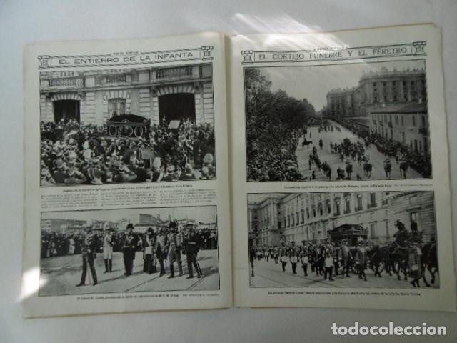 Coleccionismo de Revistas y Periódicos: revista de actualidad mundo grafico, muy ilustrada, 1912, - Foto 8 - 103658611