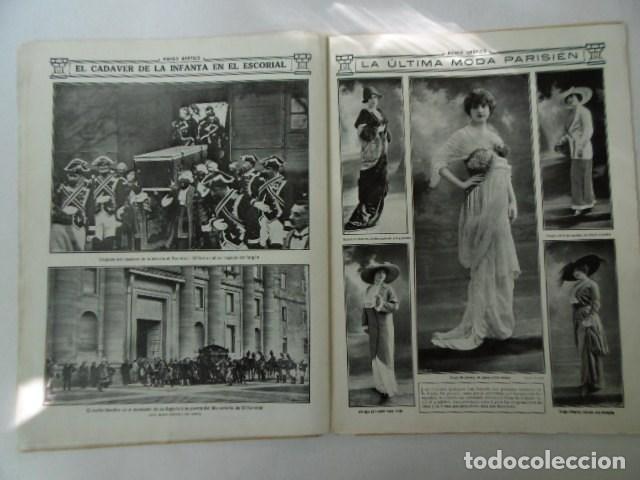 Coleccionismo de Revistas y Periódicos: revista de actualidad mundo grafico, muy ilustrada, 1912, - Foto 9 - 103658611