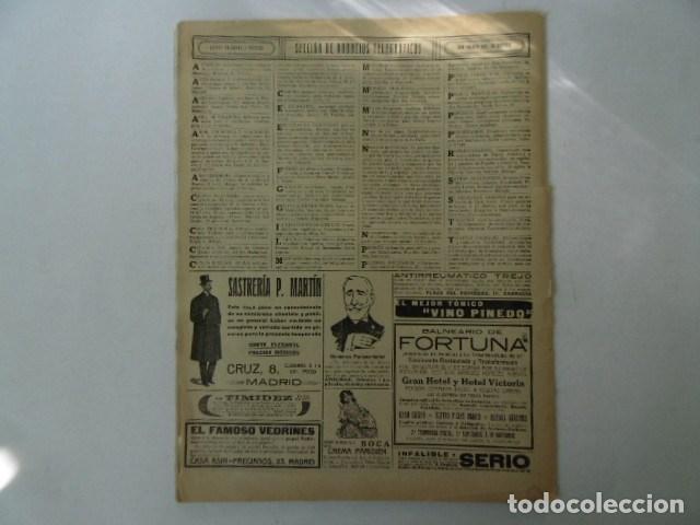 Coleccionismo de Revistas y Periódicos: revista de actualidad mundo grafico, muy ilustrada, 1912, - Foto 10 - 103658611