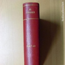 Coleccionismo de Revistas y Periódicos: EL CORREO 1967-68. Lote 103683435