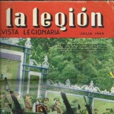 Coleccionismo de Revistas y Periódicos: LA LEGIÓN Nº 97. REVISTA LEGIONARIA. (JULIO 1966) . Lote 103714271