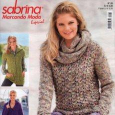 Coleccionismo de Revistas y Periódicos: SABRINA MARCANDO MODA ESPECIAL N. 26 (NUEVA). Lote 103744255