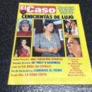 Coleccionismo de Revistas y Periódicos: EL CASO EXTRA Nº 17, CENICIENTAS DE LUJO, ISABEL PREYSLER, CARMEN CERVERA, LADY DI, GRACE KELLY,..... Lote 103794467