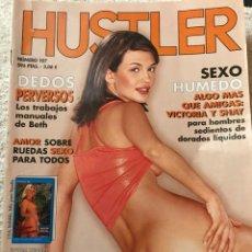 Coleccionismo de Revistas y Periódicos: REVISTA HUSTLER. Lote 103844326