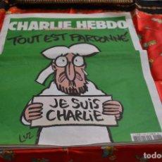 Coleccionismo de Revistas y Periódicos: CHARLIE HEBDO. NÚMERO 1178. . Lote 103847507