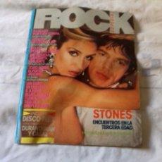 Coleccionismo de Revistas y Periódicos: REVISTA ROCK ESPEZIAL . Lote 103847599