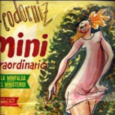 Coleccionismo de Revistas y Periódicos: LA CODORNIZ - Nº 1352 - 15 OCTUBRE 1967 - MINI EXTRAORDINARIO - BIEN CONSERVADA. Lote 103867163