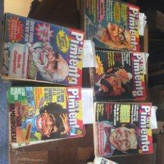 Coleccionismo de Revistas y Periódicos: REVISTAS SAL Y PIMIENTA. Lote 103921550