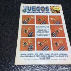 Coleccionismo de Revistas y Periódicos - JUEGOS PARA GENTE DE MENTE Nº 93 - REVISTA DE JUEGOS DE LOGICA - 104178467