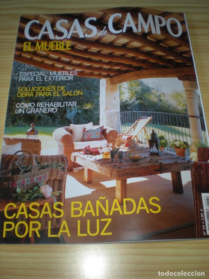 casas de campo. el mueble. nº 54 - Comprar Otras revistas y ...