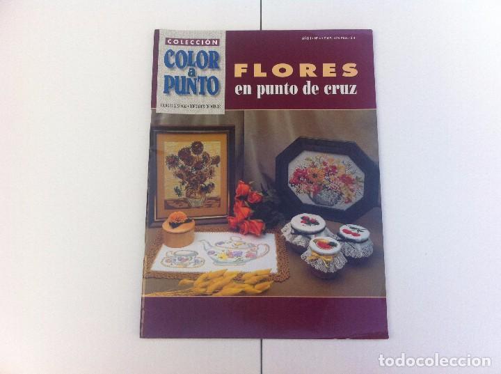 revista (flores en punto de cruz) 34 páginas. n - Comprar Otras ...