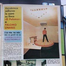 Coleccionismo de Revistas y Periódicos: PALOMO LINARES . Lote 104342831