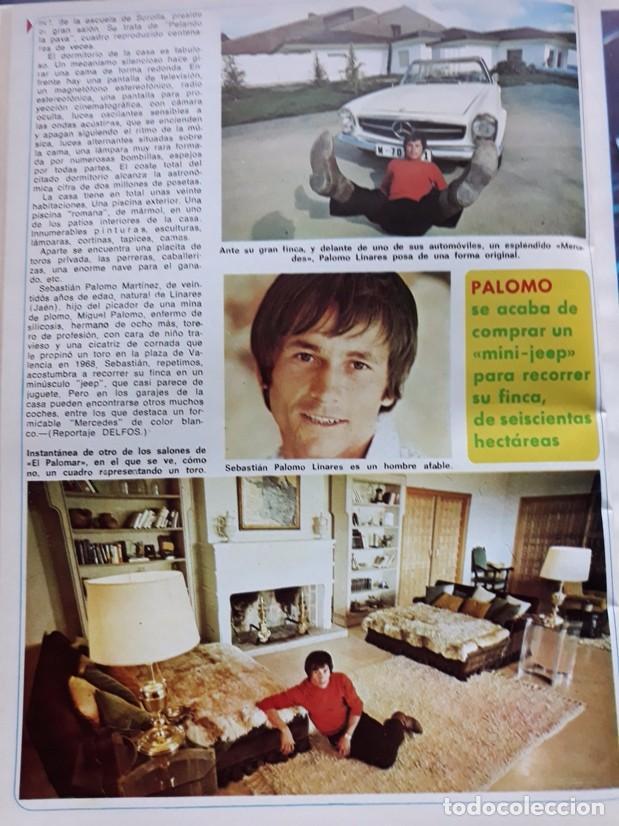 Coleccionismo de Revistas y Periódicos: palomo linares - Foto 2 - 104342831