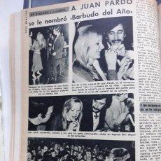Coleccionismo de Revistas y Periódicos: JUAN PARDO. Lote 104345327