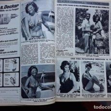 Coleccionismo de Revistas y Periódicos: CLAUDIA CARDINALE . Lote 104346535
