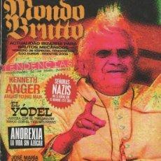 Coleccionismo de Revistas y Periódicos: MONDO BRUTTO Nº 36, ESPECIAL TENDENCIAS. Lote 104363083