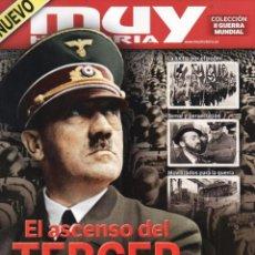 Coleccionismo de Revistas y Periódicos: MUY HISTORIA COLECCION II GUERRA MUNDIAL N. 4 - EL ASCENSO DEL TERCER REICH (NUEVA). Lote 195115968