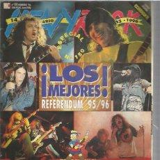 Coleccionismo de Revistas y Periódicos: HEAVY ROCK 150. Lote 104430295