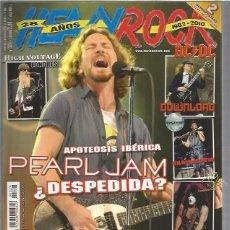Coleccionismo de Revistas y Periódicos: HEAVY ROCK 324. Lote 104430343