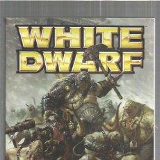 Coleccionismo de Revistas y Periódicos: WHITE DWARF 117. Lote 104430587