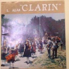 Coleccionismo de Revistas y Periódicos: ALAS CLARIN, CENTRO ASTURIANO DE MADRID, MEMORIA DE ACTIVIDADES 1968 MARZO. Lote 104587851