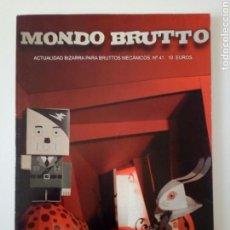 Coleccionismo de Revistas y Periódicos: MONDO BRUTTO # 41. Lote 104884695
