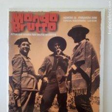 Coleccionismo de Revistas y Periódicos: MONDO BRUTTO # 35. Lote 104886179
