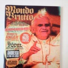 Coleccionismo de Revistas y Periódicos: MONDO BRUTTO # 36. Lote 104886547