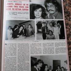 Coleccionismo de Revistas y Periódicos: BIGOTE ARROCET EDMUNDO ROCIO LUCHO GATICA CANTINFLAS MARIO MORENO. Lote 278634938