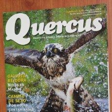 Coleccionismo de Revistas y Periódicos: REVISTA QUERCUS - CUADERNO 339 - MAYO 2014 AGUILA PESCADORA, GAVIOTA REIDORA, GUSANOS NEMERTINOS. Lote 105049759