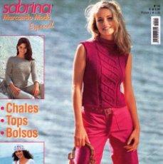Coleccionismo de Revistas y Periódicos: SABRINA MARCANDO MODA ESPECIAL N. 14 (NUEVA). Lote 105070211