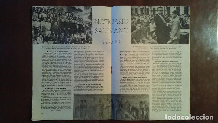 Coleccionismo de Revistas y Periódicos: BOLETIN SALESIANO Nº 9 Y 10 septiembre y octubre de 1947 AÑO LX - Foto 4 - 105316975