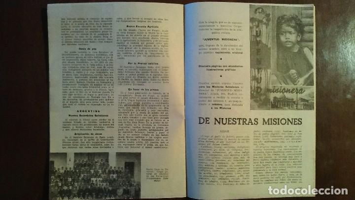 Coleccionismo de Revistas y Periódicos: BOLETIN SALESIANO Nº 9 Y 10 septiembre y octubre de 1947 AÑO LX - Foto 5 - 105316975