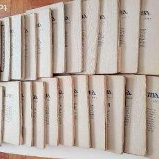 Coleccionismo de Revistas y Periódicos: REVISTA LA PLUMA 1920-1923 COLECCIÓN COMPLETA ORIGINAL. Lote 105535935