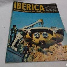 Coleccionismo de Revistas y Periódicos: REVISTA IBÉRICA, ACTUALIDADES CIENTÍFICAS, 1963. Lote 105585287