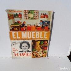 Coleccionismo de Revistas y Periódicos: LAS RECETAS DE MARUJA EL MUEBLE FEBRERO 1968 . Lote 105620351