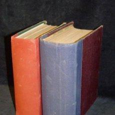 Coleccionismo de Revistas y Periódicos: JÓVENES. REVISTA MENSUAL DE LA JUVENTUD. AÑOS 1961 Y 1962 COMPLETOS EN 2 TOMOS. 25 REVISTAS. ALMANAQ. Lote 105621535